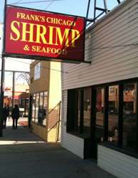 Franks Shrimp Ashland Location